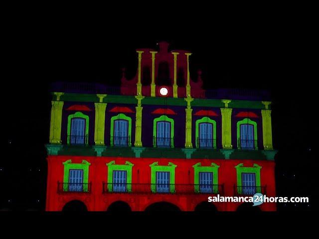 Festival de Luz y Vanguardias 2017 en Salamanca