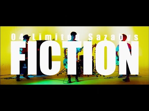 04 Limited Sazabys「fiction」(Official Music Video)