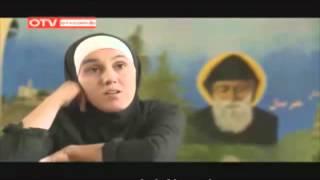Bambina musulmana guarita da un miracolo di S. Charbel