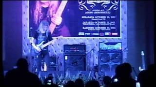 Jeff Loomis - Miles of Machine : Asia Clinic Tour 2011 Jakarta, Indonesia