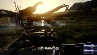 Final Fantasy XV   TGS 2014 Gameplay Trailer 1440p TRUE HD QUALITY Final Fantasy 15