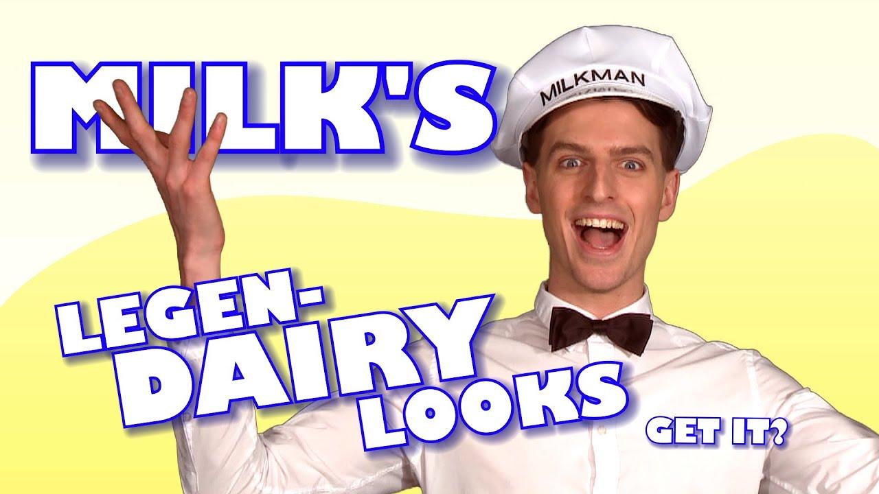 Download Milk's LegenDAIRY Looks - Budding Bearded Beauty