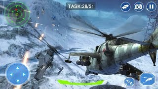 Air Force Lords: Free Mobile Gunship Battle Game Android Gameplay HD