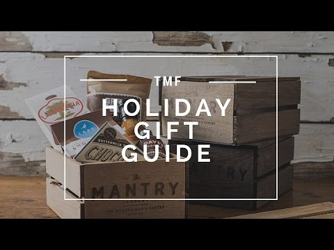 Holiday Gift Guide | The Best Gifts for Men