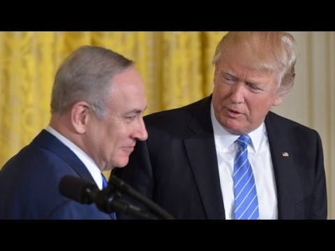 Netanyahu: No greater supporter to Jewish state than Trump