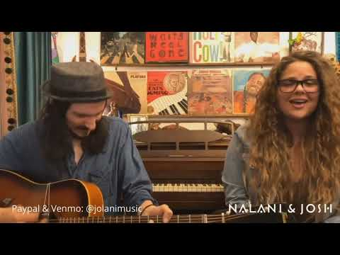 In House concert with Nalani