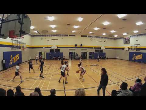 Ottawa Elite U14 Gold team vs OSS U15 05 NOV 2016