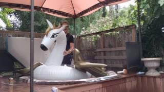 Pegasus' Swim