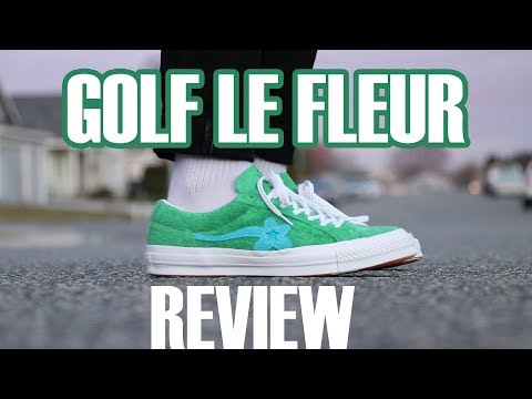 Converse x GOLF Le Fleur Review + On Feet (Peer Review)