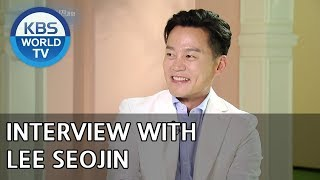 Interview with Lee Seojin [Entertainment Weekly/2018.07.16]