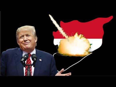 The Real Reason Trump Bombed Syria | Syria 17