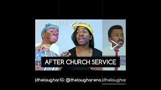 AFTER CHURCH SERVICE - TWYSE 116 NEW VIDEO