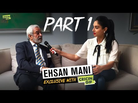 Mickey and Sarfraz have my full backing: Ehsan Mani