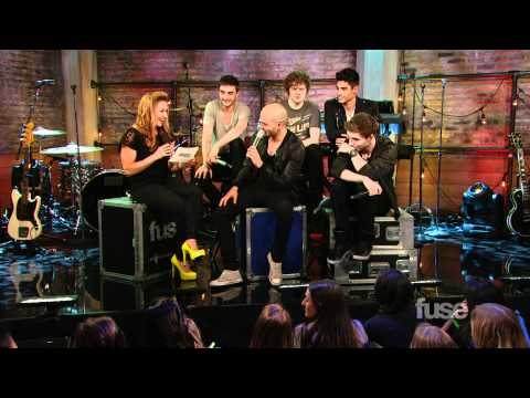 The Wanted Remember First Kisses