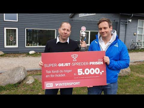 DGI Storkøbenhavn - Teis og Malte fra Fægteklubben Trekanten vinder Super-Gejst-Spreder-Prisen