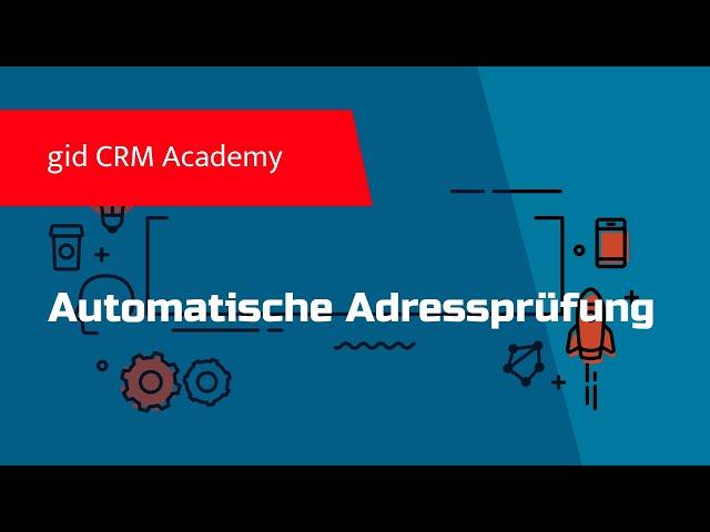 CAS genesisWorld - Desktop Client - automatische Adressprüfung