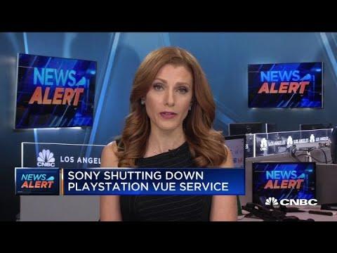 Sony shutting down