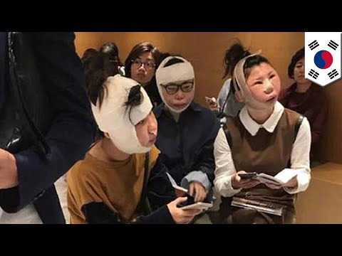 Plastic surgery gone wrong: Chinese women stuck at airport for not resembling photos - TomoNews