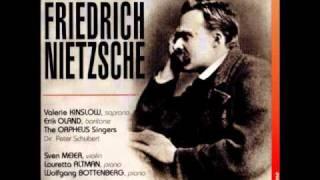 Friedrich Nietzsche - Ständchen