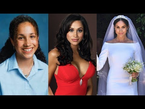 Meghan Markle Transformation 2018   From 1 To 36 Years Old