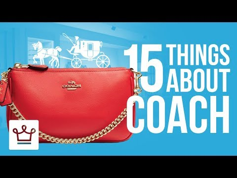 15 Things You Didn't Know About COACH