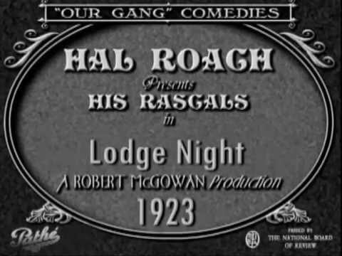 Our Gang: The Silent Films No. 15 - Lodge Night