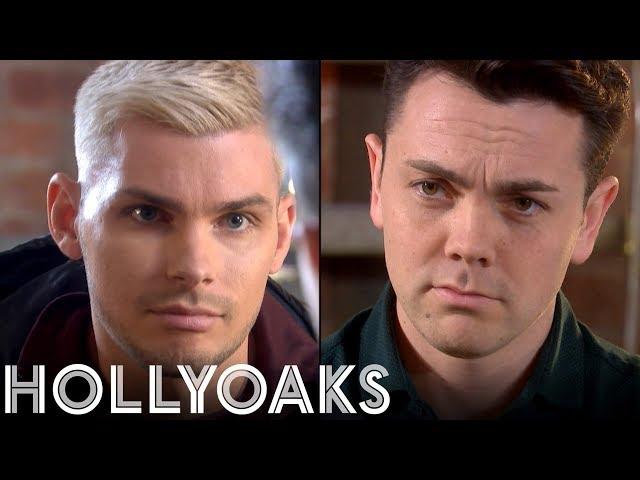 Hollyoaks: Jonny's Fake Name