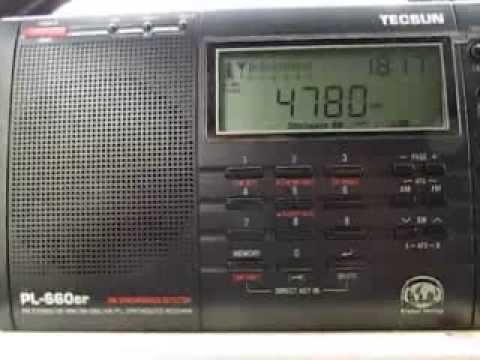 Radio Djibouti 4780 Khz, 30 May, 2013