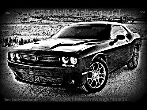2017 awd challenger gt full hd video photos dodge. Black Bedroom Furniture Sets. Home Design Ideas