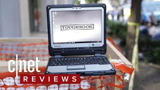 Panasonic's Toughbook CF-33 is an armored 2-in-1 for extreme conditions
