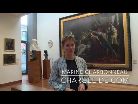 Interview Décembre 2017 : Marine charbonneau chargée de communication