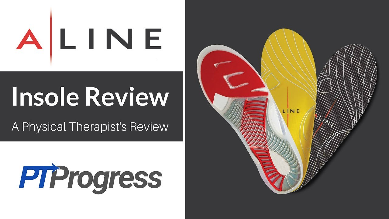 e85ddeae35 ALINE insoles Review - YouTube