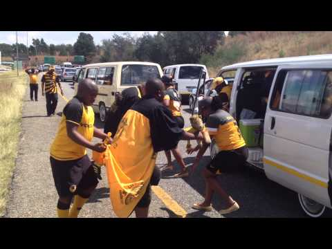 Soweto Derby Kaizer Chiefs - Orlando Pirates 9.3.2013