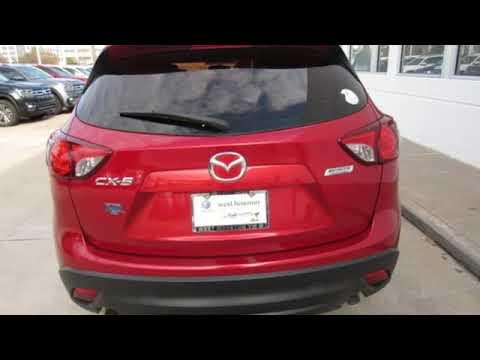 Used 2016 Mazda CX-5 Houston TX 77094, TX #268444A