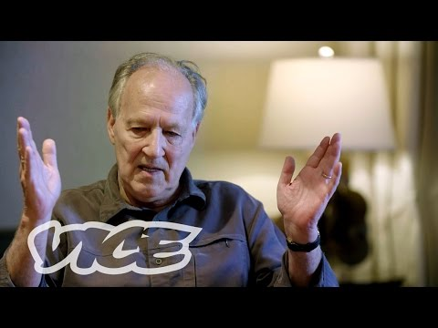 Werner Herzog on Virtual Reality, the Future of Humanity, and Internet Trolls