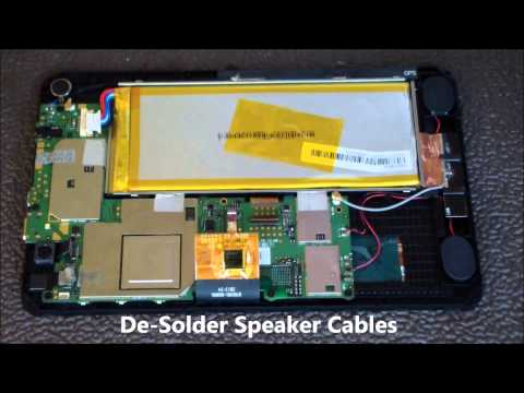 Hisense Sero 7 Pro Disassembly (Micro USB Port Repair) M470BSA