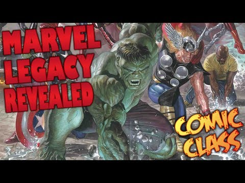 Marvel Legacy Revealed... I Guess? - Comic Class