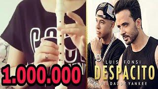 Despacito - Luis Fonsi & Daddy Yankee (Flüt)
