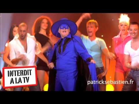 Le Chanteur Masqué - INTERDIT A LA TV - Clip Exclusif - Patrick Sébastien