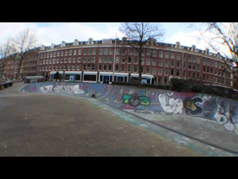 Liam Rogers Amsterdam session