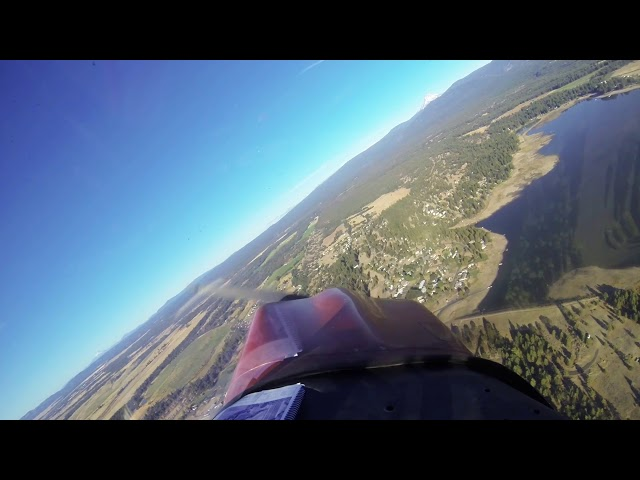 Flying at Pine Hollow