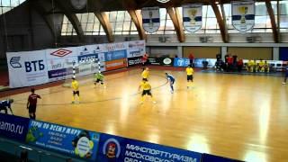Динамо Мытищи  1 тайм(, 2012-12-16T17:39:42.000Z)