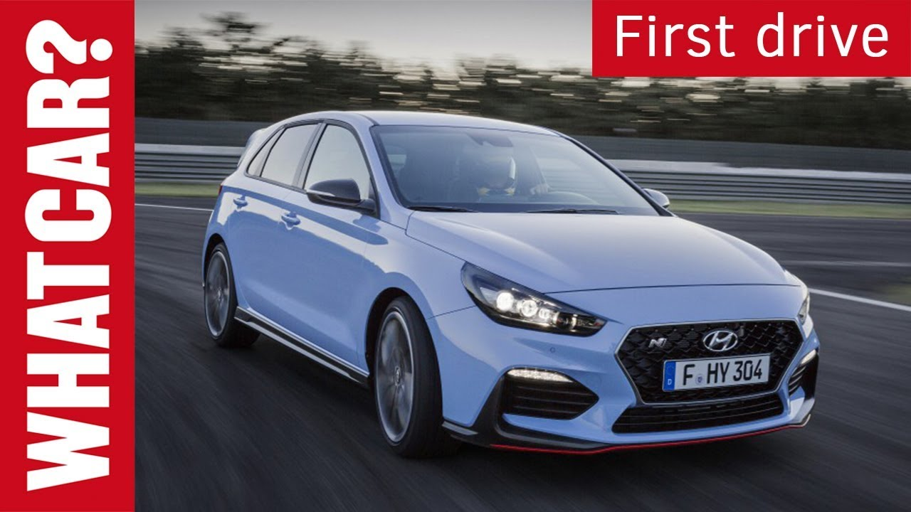 2017 hyundai i30 n review what car first drive
