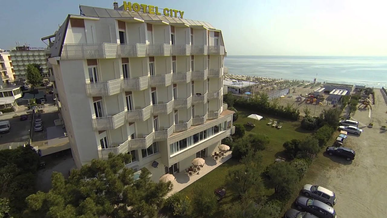 hotel city milano marittima youtube