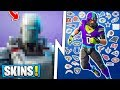 *ALL* Fortnite 6.22 Leaks! | Hunting Party Skin, NFL Combos, Emotes!