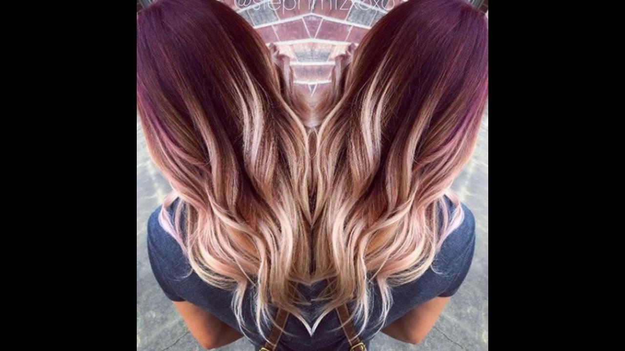 Cabello colores de cabello pelo 2017 2018 hairstyles gris for Colores para comedores modernos