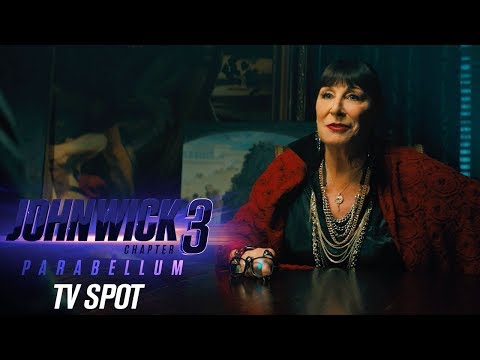 """John Wick: Chapter 3 – Parabellum (2019 Movie) Official TV Spot """"Incredible"""" – Keanu Reeves"""