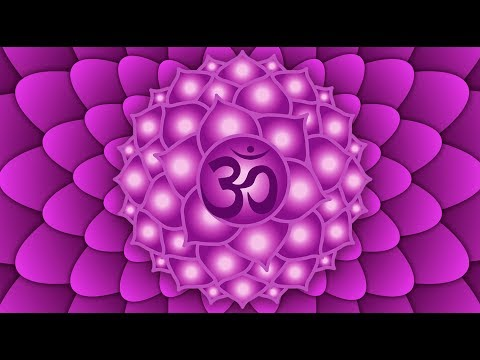 CONNECT WITH THE DIVINE | Crown Chakra Healing Meditation Music | Heal Thyself {Sahasrara}
