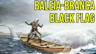 ACIV Black Flag - Localização E Caça Da Baleia-branca