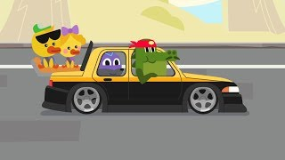 Trucks & Cars - Super Car - Cars, cars - New Cartoons For Kids